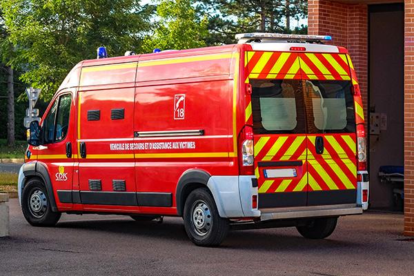 Emergency Vehicle Wrap