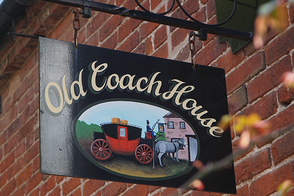 Outdoor Hanging Signs