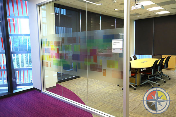 Window graphics & wall graphics