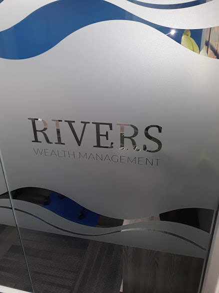 Attractive personalized window film by 4 Directions Signs & Graphics