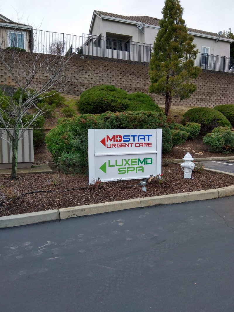 Attractive post & panel signage and graphics in Folsom, CA