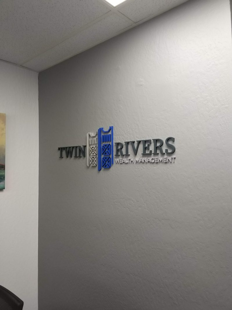 Best wall graphics for business by 4 Directions Signs & Graphics