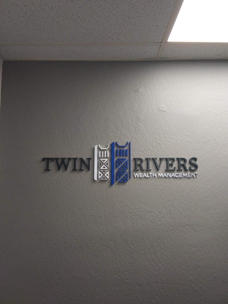 Business wall decals
