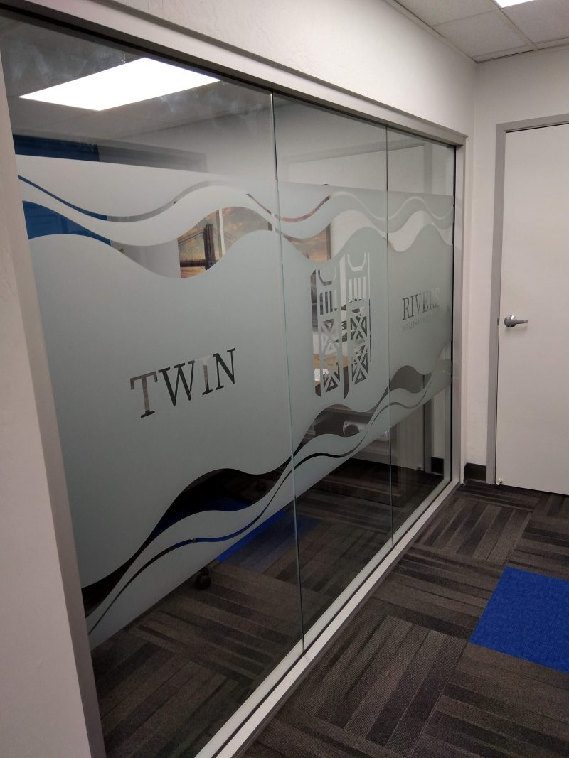 Personalized window film