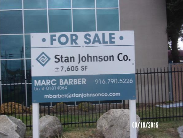 Real Estate Signs for Stan Johnson Co.