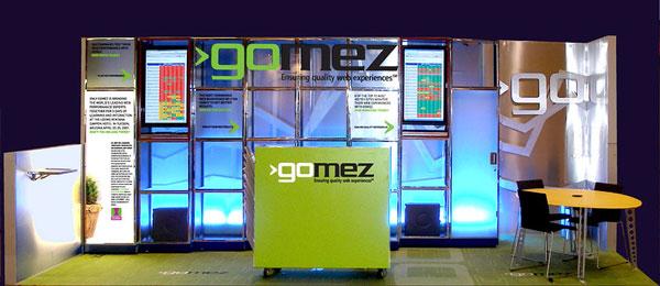 tradeshow exhibit booth displays