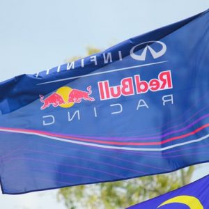 RedBull Custom Flag for Business
