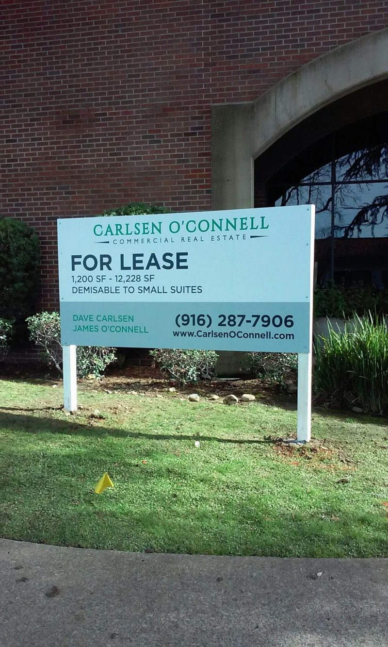 Custom Real Estate Signs provided by 4 Directions Signs & Graphics
