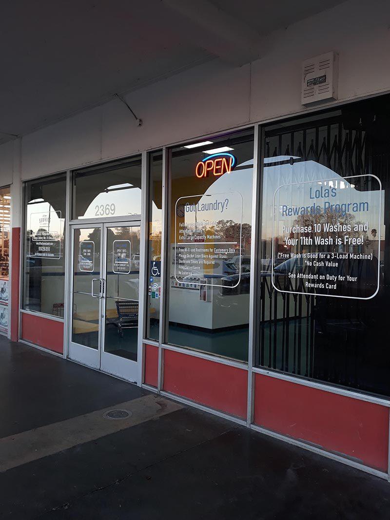 Window Graphics Company in Folsom