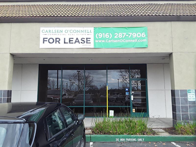 Exterior Signs provided by 4 Directions Signs & Graphics