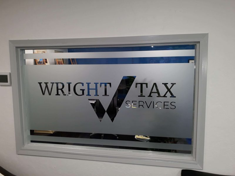 Window Graphics Offered by 4 Directions Signs & Graphics