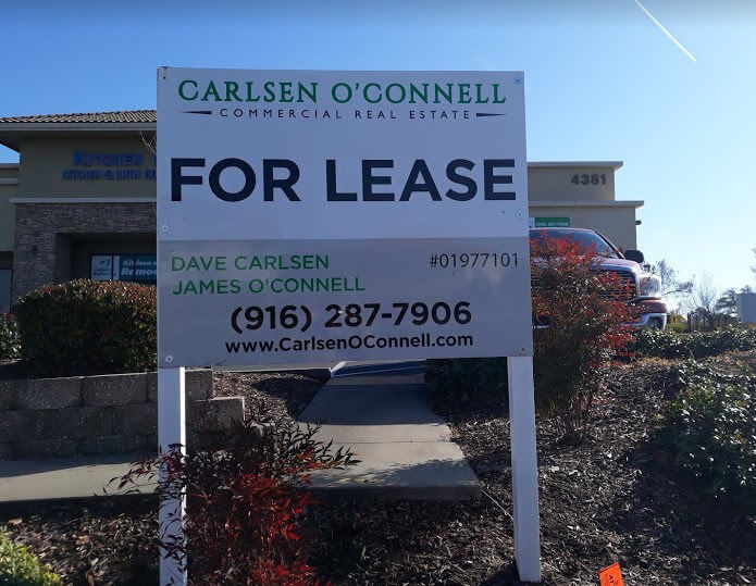 Real Estate Sign Company in Folsom