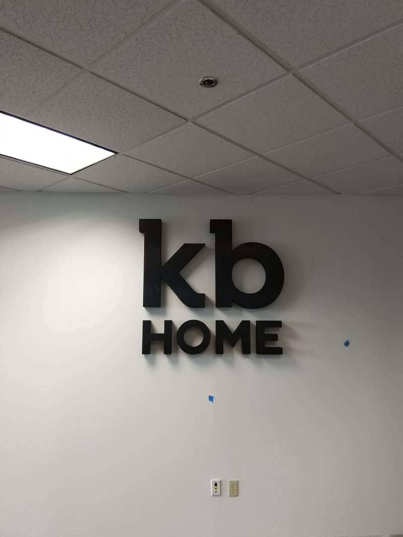 Channel Letter Signs by 4 Directions Signs & Graphics