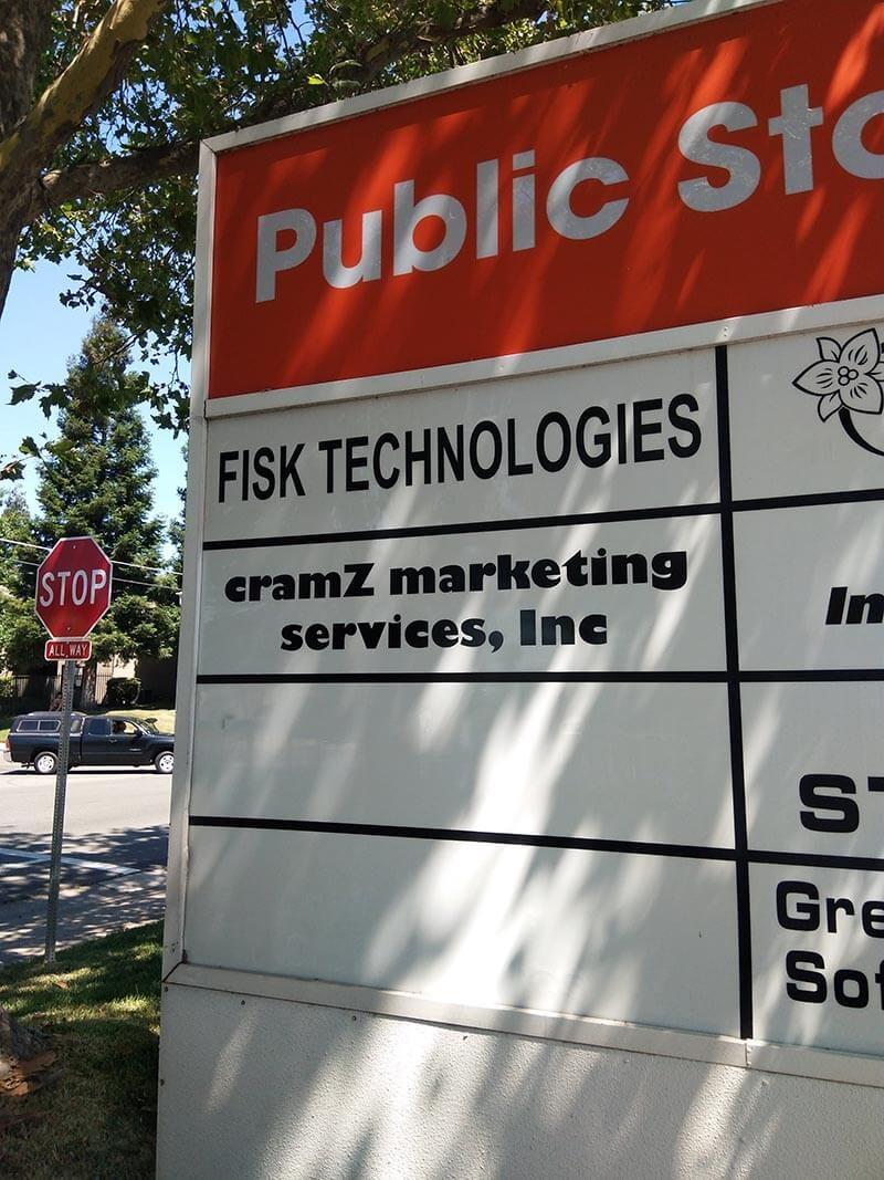 Custom Exterior Business Signs in Folsom