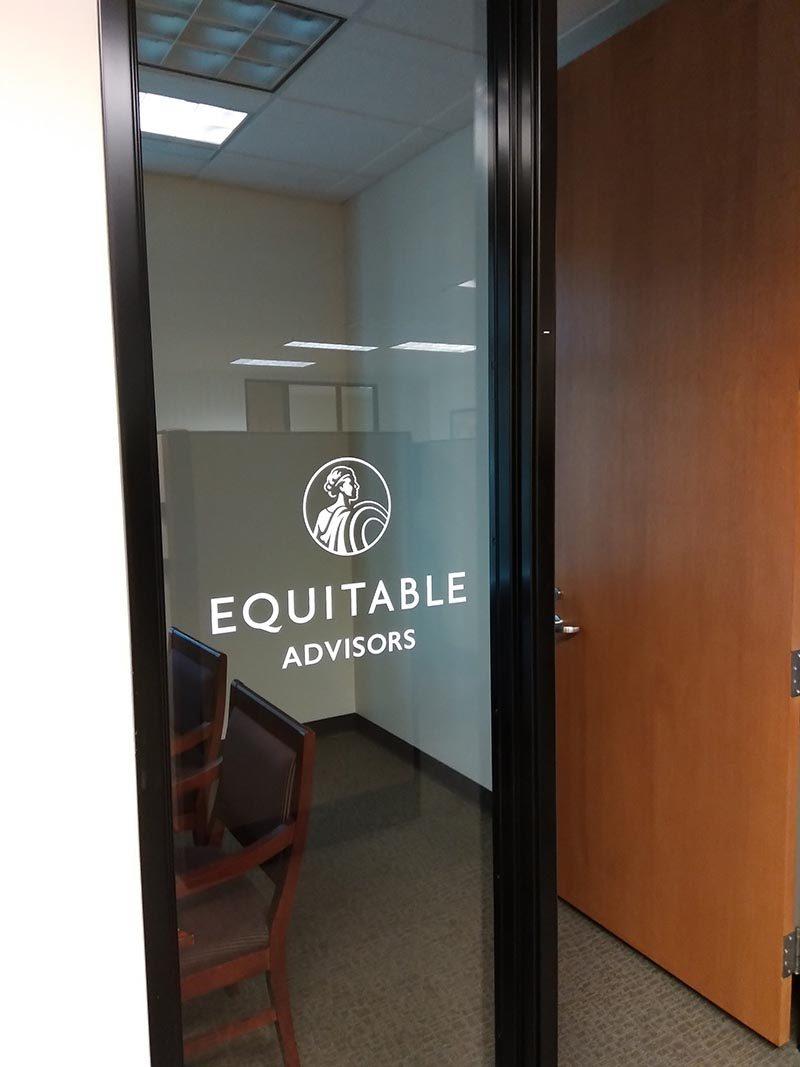 Customized Office Door Signs for branding