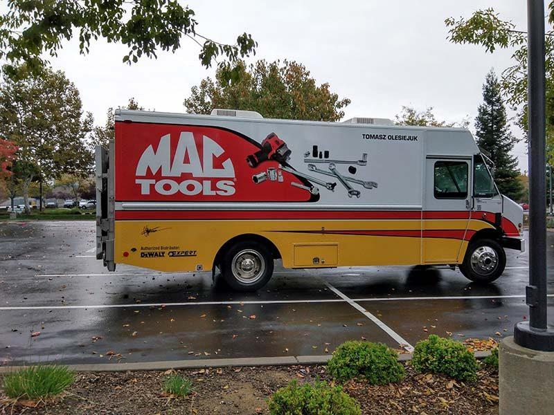 Custom Van Wrap Services in Folsom