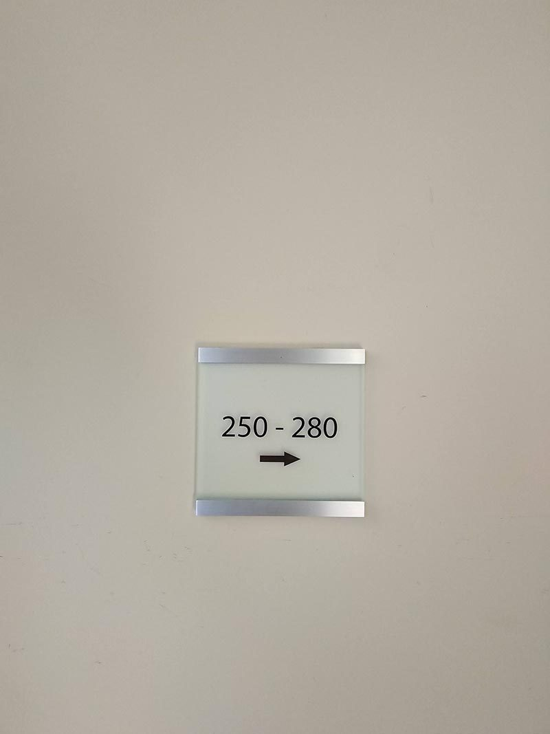 Customized Wayfinding Signage Services in Folsom