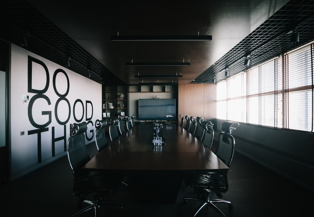 Signs for Your Boardroom